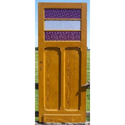 202 x 80,5 cm - Paneel deur No. 2.2