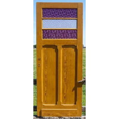 Paneel deur No. 2.2