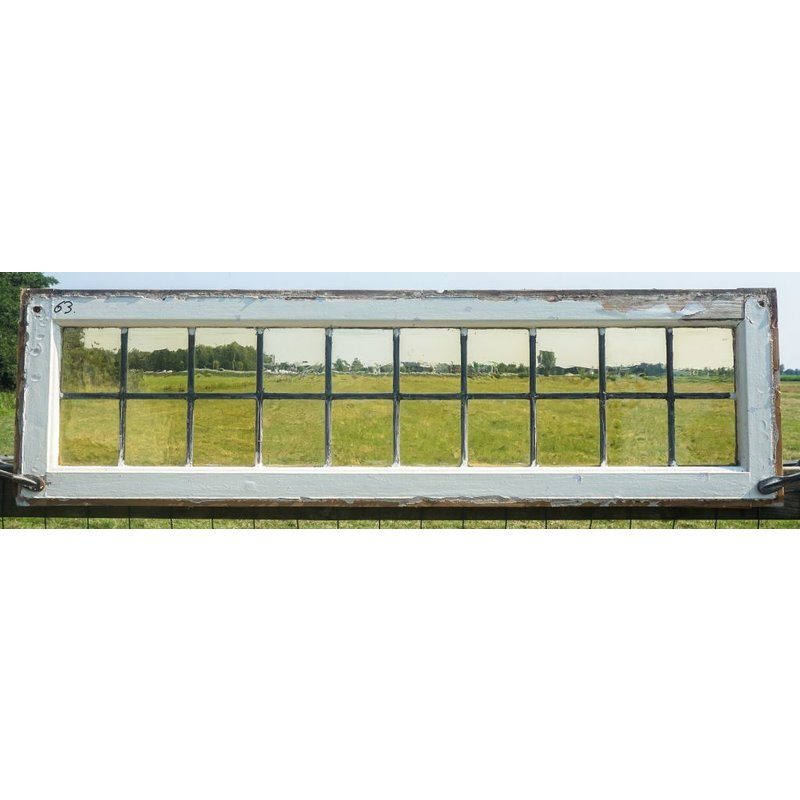 Glas in lood raam No. 63