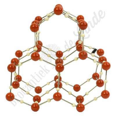 Moleculair model ''No. 5''