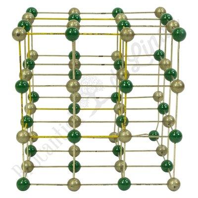 Moleculair model ''no. 4''