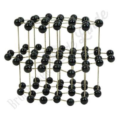Moleculair model ''No. 3''