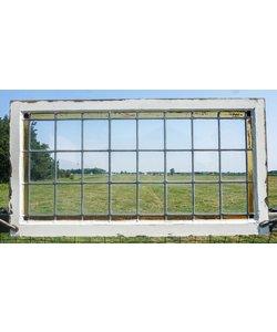 66 x 124 cm - Glas in lood raam No. 68
