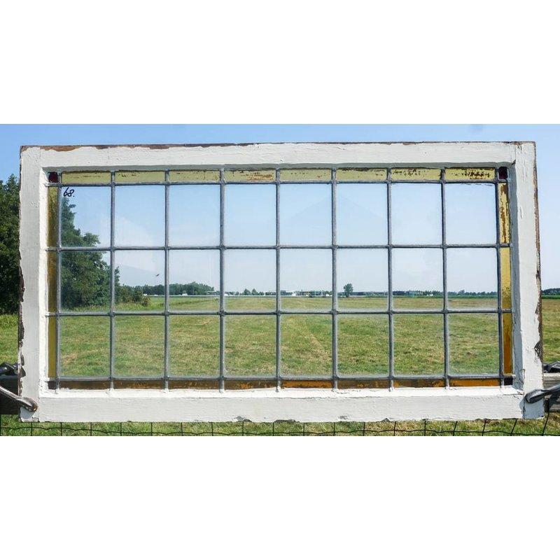 Glas in lood raam No. 68