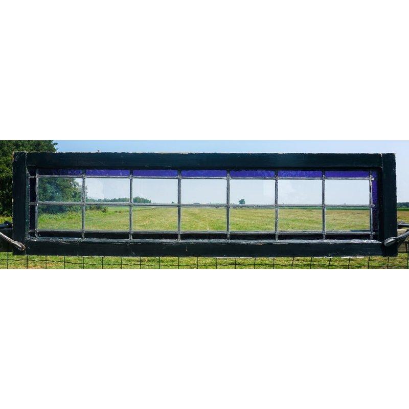 Glas in lood raam No. 69
