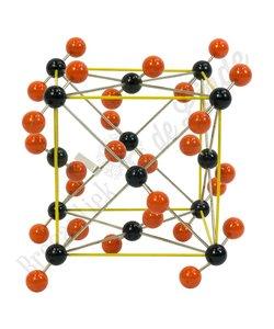 Moleculair model No. 1