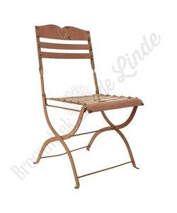 Industriële bistro stoel