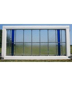 64 x 126 cm - Glas in lood raam No. 72