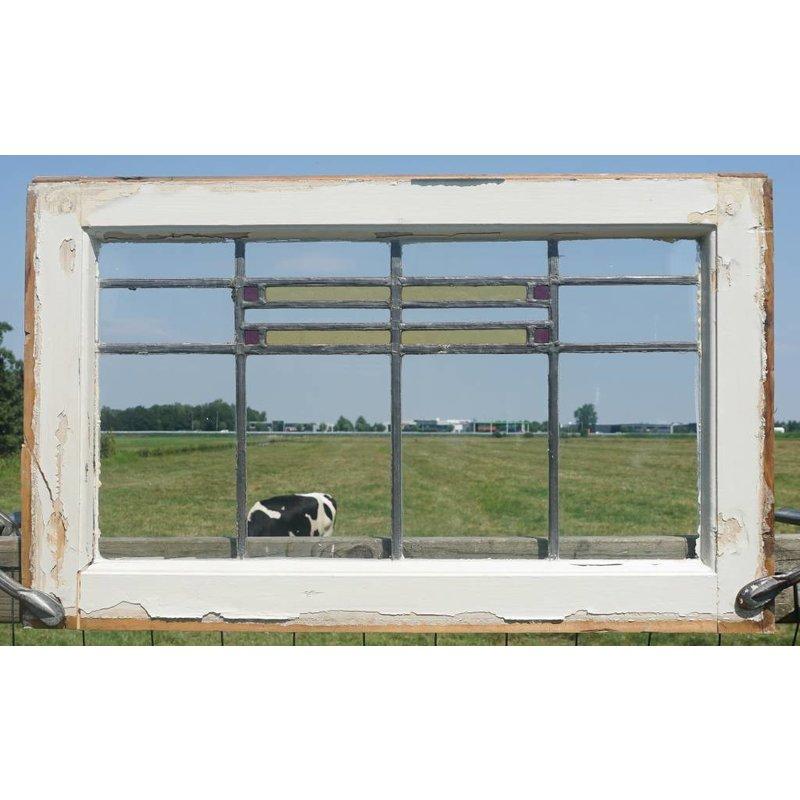 Glas in lood raam No. 79
