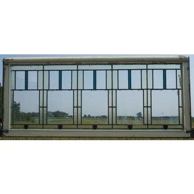 Glas in lood raam No. 91