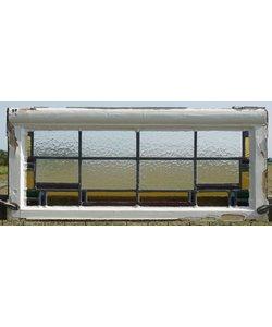40,5 x x91 cm Glas in lood ramen No. 97