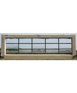 107 x 36 cm Glas in lood ramen No. 104