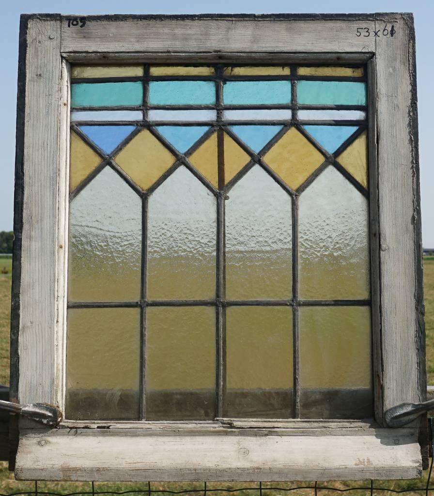 Glas En Lood Ramen.Glas In Lood Ramen No 105