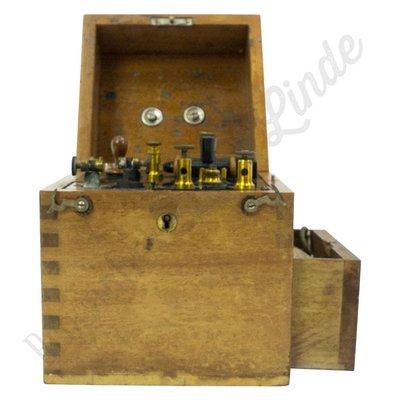 Oude electroshock machine
