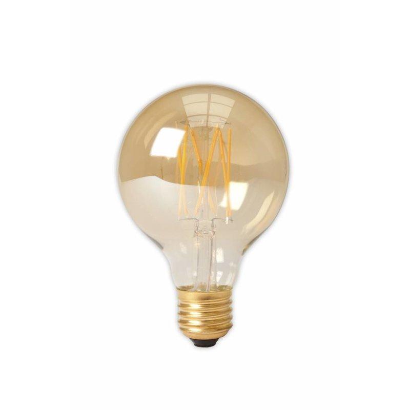 Kooldraadlamp led globe G80 filament 6 watt E27