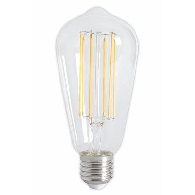 Calex ST64 LED Edison lamp Clear