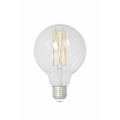 Calex G80 LED Globe lamp Clear