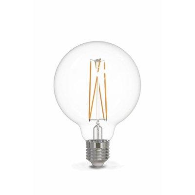 Calex G95 LED Globe lamp Clear