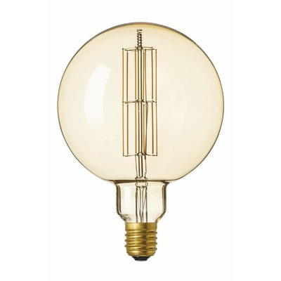 Calex G200 XXL LED Globe lamp E40 Gold