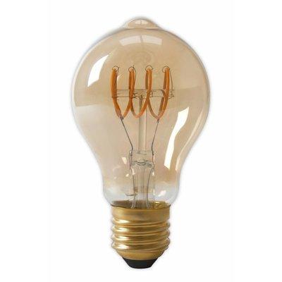 Calex A60 flex LED lamp Gold
