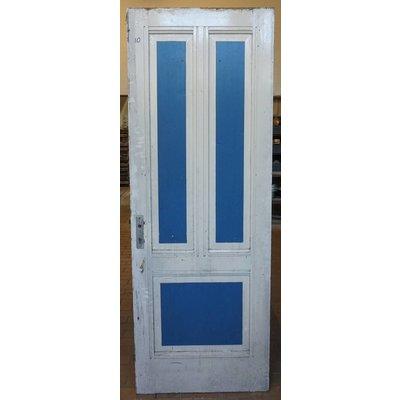 214,5 x 77,5 cm  - Paneel deur No. 10
