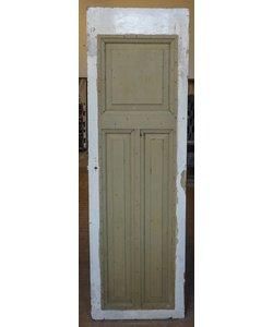 217,5 x 67 cm - Paneel deur No. 17