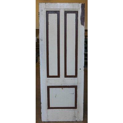 214,5 x 78 cm  - Paneel deur No. 19
