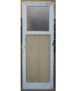 219,5 x 77,5 cm - Paneel deur No. 23