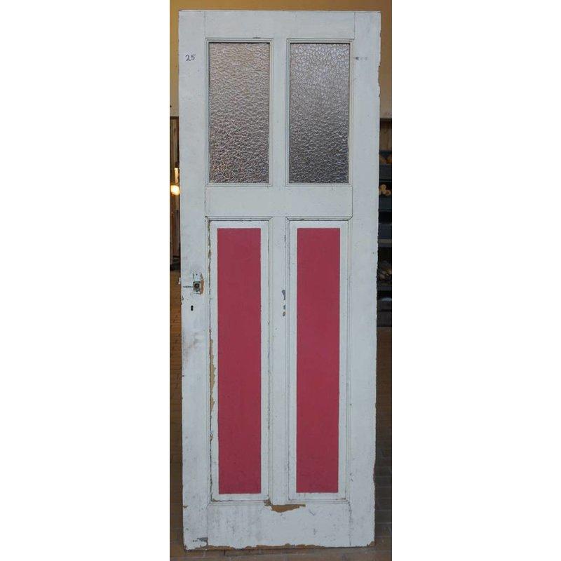 Paneel deur No. 25