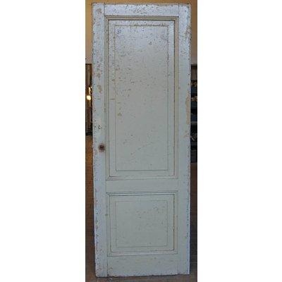 219 x 77,5 cm - Paneel deur No. 31
