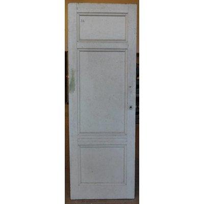 218 x 74,5 cm - Paneel deur No. 32