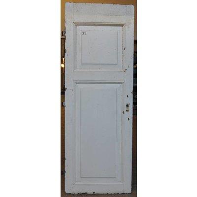 201 x 72 cm - Paneel deur No. 33