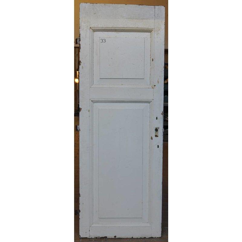 Paneel deur No. 33