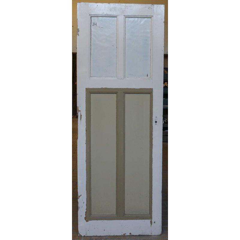 Paneel deur No.34