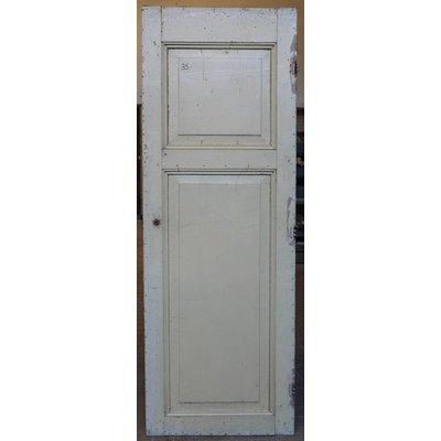 218 x 77,5 cm - Paneel deur No. 35