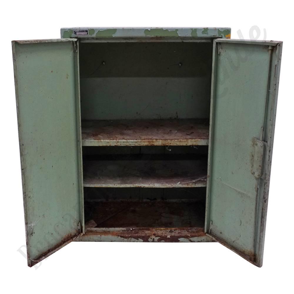Spiksplinternieuw Industrieel vintage kastje 'Zamek' | Brocantiek de Linde RJ-48