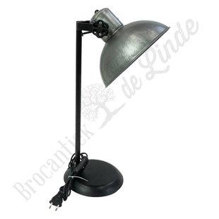 Tafellamp 'Silver industry'