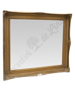 Grote vintage spiegel