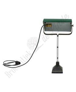 Retro bureaulamp 'Green hood'