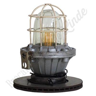 Stoere lamp 'Bully'
