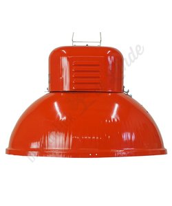 Stoere U-Boat hanglamp 'Red'