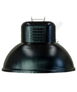 Stoere U-Boat hanglamp 'Black/Orange'