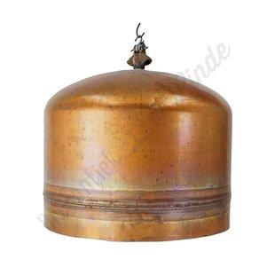 Gave vintage koperen hanglamp