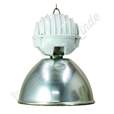 Stoere industriële hanglamp 'Zárovka'