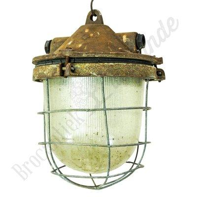 Industriële fabriekslamp 'Konin'