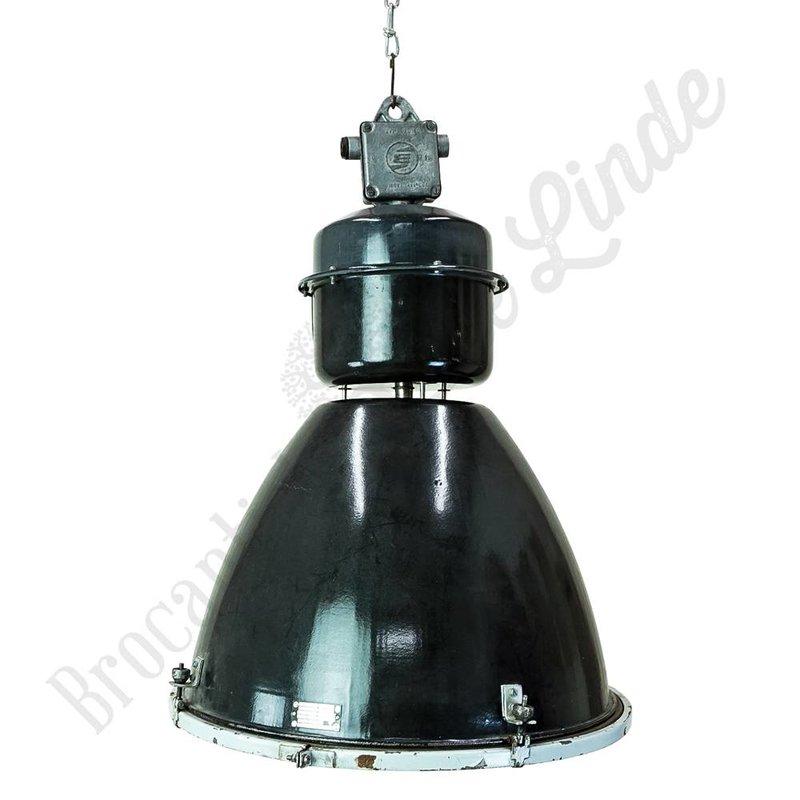 Oude fabriekslamp 'Vestec' - bol glas