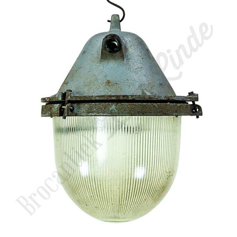 Industriële fabriekslamp 'Zarowka'