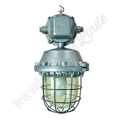 Stoere hanglamp 'Commando Polam'