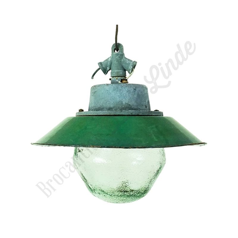 Stoere industriele hanglamp 'Maly'