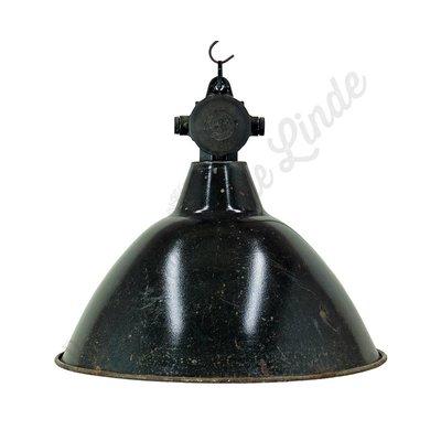 Indsutriële vinatage hanglamp 'Black Raven'